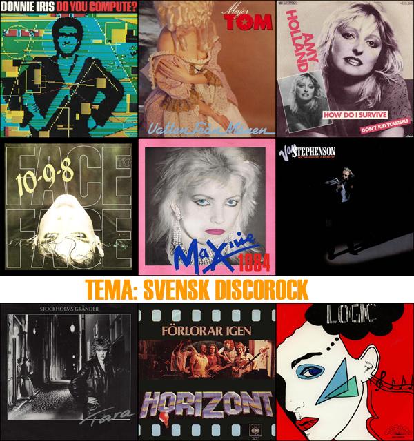 svensk discorock